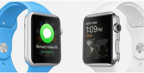 Apple Watch 3曝屏幕质量BUG:边缘现异常条纹