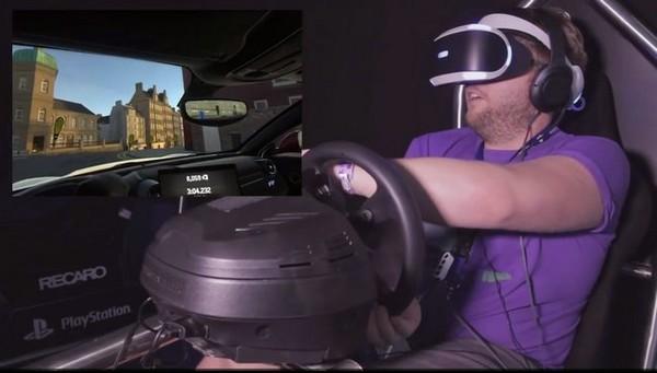 女司机再也不怂?美邮政署用VR技术培训司机