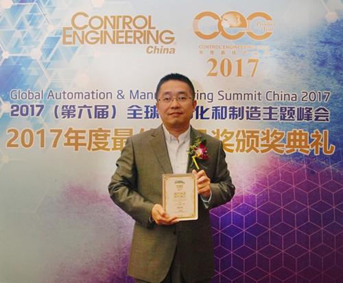 """台达两款产品喜获""""CEC 2017年度最佳产品奖"""""""