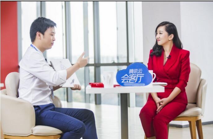 腾讯云专访蘑菇街陈琪:云和AI是电商平台不被淘汰的保障