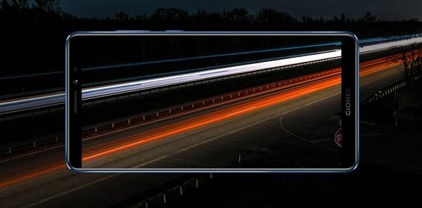 全面屏+6G内存!金立S11S发布:3D曲面玻璃颜值出众