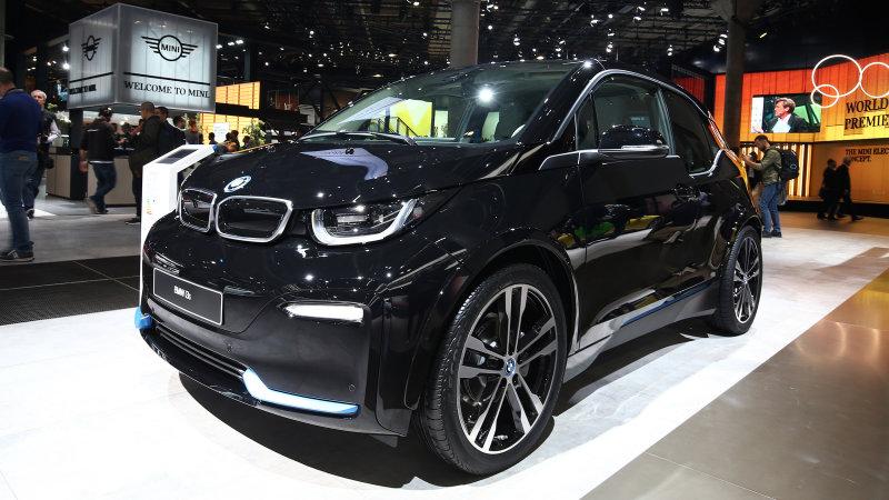 碰撞测试出现问题 宝马将在美召回全部i3电动车
