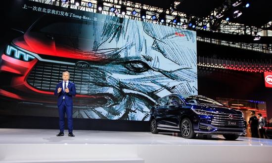 比亚迪新能源汽车龙头地位稳步向前