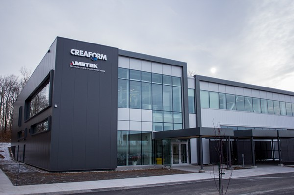 CREAFORM新总部正式揭牌运营