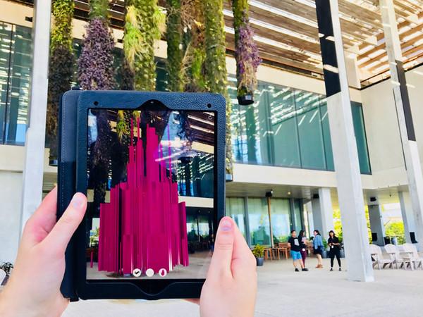 ARKit玩出花?苹果ARKit艺术展将在迈阿密开幕