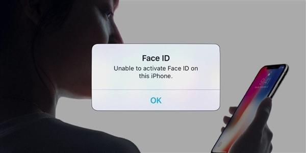 IPhone X升级后人脸识别报错:真实原因在此