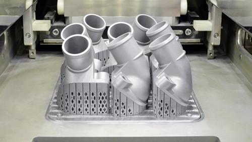 戴姆勒产品的增材制造趋势——最终用途生产