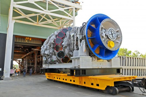 3D打印新型燃气轮机打破业界首创的64%能效记录