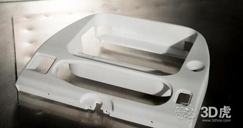 3D Systems曝光SLS 3D打印材料的生产