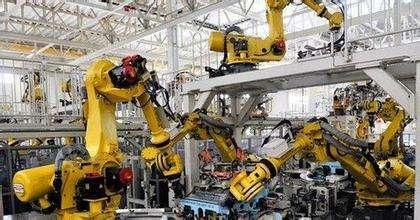 布局机器人 高端智能装备制造将持续引领重庆经济发展