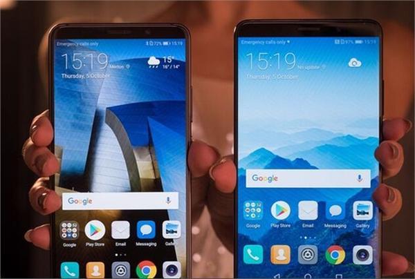 2017年度最佳安卓手机排名出炉:华为傲视群雄 三星居次席