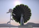 效仿向日葵跟着太阳跑的太阳能电池:能多发电40%