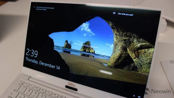 CES展前戴尔公布2018新款XPS 13系列超薄本