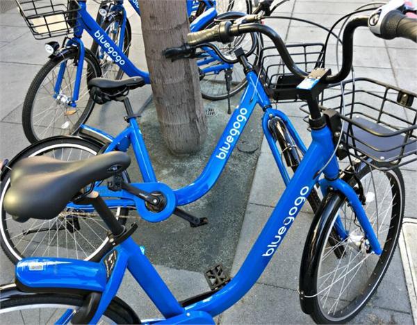 与ofo闹掰?滴滴收购小蓝单车 另辟蹊径重新杀入共享单车市场