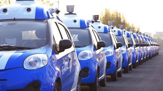 BlackBerry携手百度,共同推进互联自动驾驶汽车技术的发展