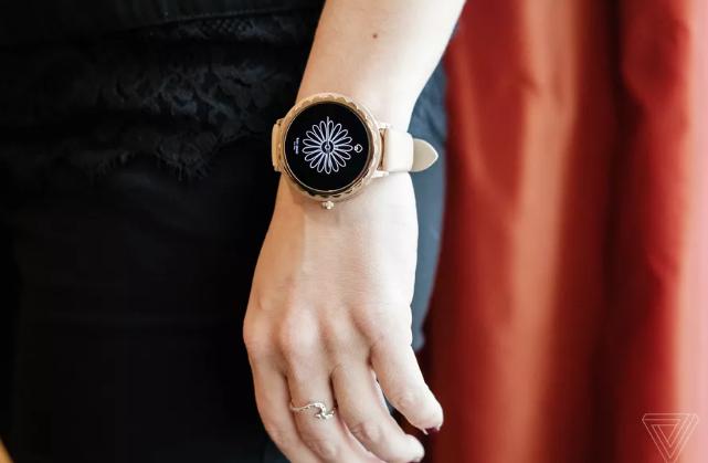 时尚品牌Kate Spade推出触摸屏智能手表
