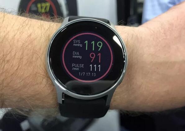 欧姆龙将推出血压测量智能手表