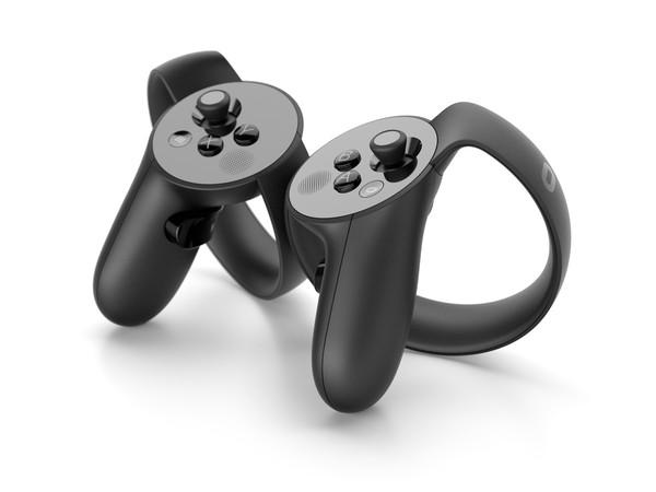 Oculus Touch手柄也能单个买 售价69美元/英镑