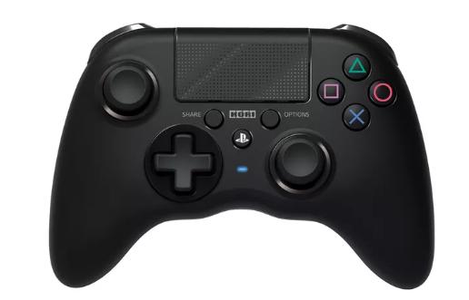 Hori Onyx是第一款无线第三方PS4游戏手柄