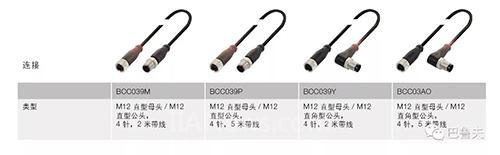 巴鲁夫新一代Factor 1电感式传感器