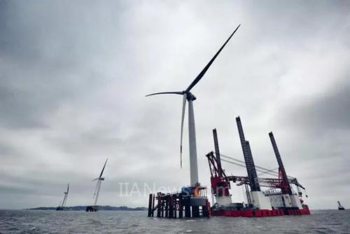 GE巨型海上风机助力中国开启绿色能源技术之旅