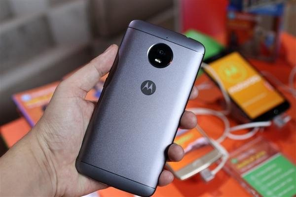 Moto E5 Play曝光:信仰Logo和指纹识别合二为一