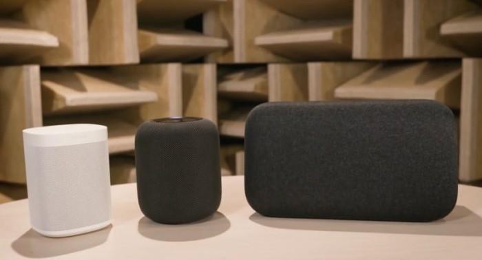《消费者报告》:Google Home Max及Sonos One音质好于HomePod