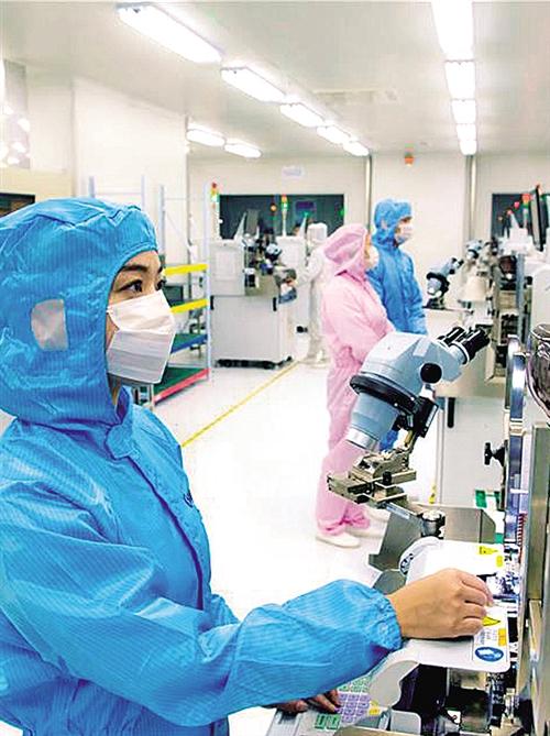 南昌经济技术开发区推动工业由要素驱动向创新驱动转变