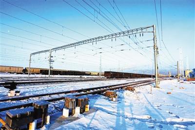 全长336公里 哈佳铁路通信设备完工