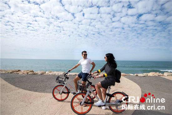 摩拜单车正式进入以色列市场 将与当地企业实现互利共赢