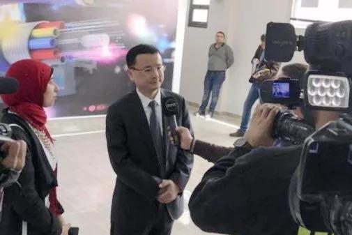 埃及通信部长:亨通将给埃及带来深刻改变!