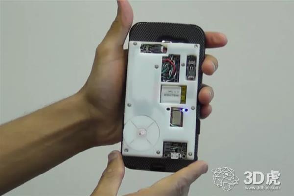 靠谱吗?可测量血压的3D打印智能手机套件