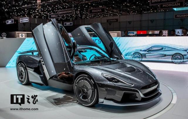 全球最快电动超跑概念车C-Two亮相:百公里加速仅1.85秒