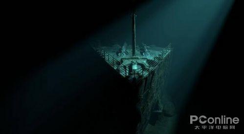 今年可以用VR看《泰坦尼克号》