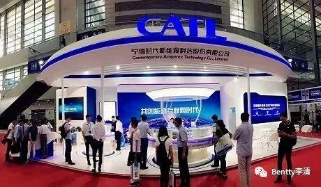 挑下日韩,夺得大众,CATL将成为动力电池的独角兽?