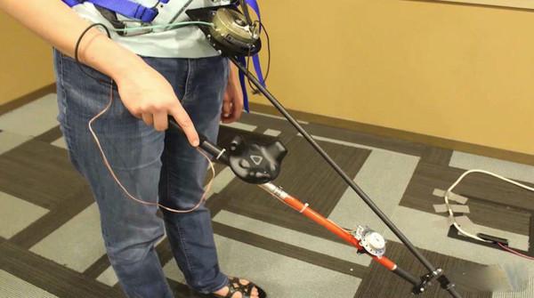 盲人也能用VR,微软开发盲人VR导航系统