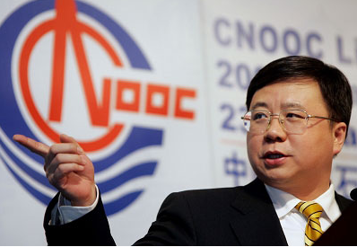 独家专访中海油董事长:如何布局能源转型和新能源汽车?