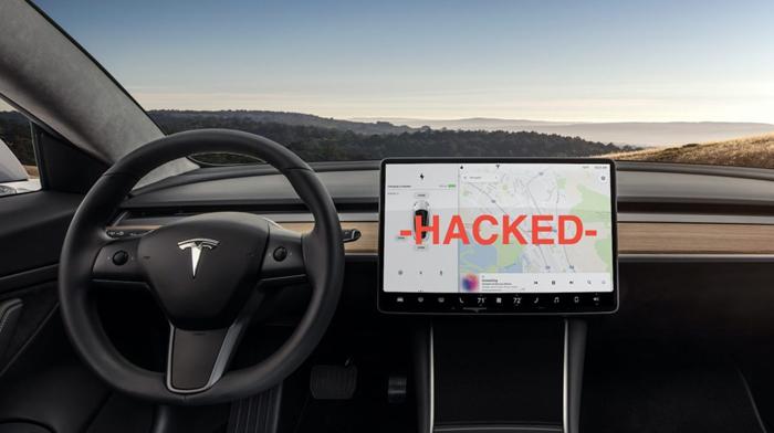 特斯拉Model 3系统遭破解 更多隐藏信息流出