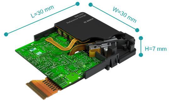 开启智能世界 博世携多款标杆级MEMS产品诠释新战略