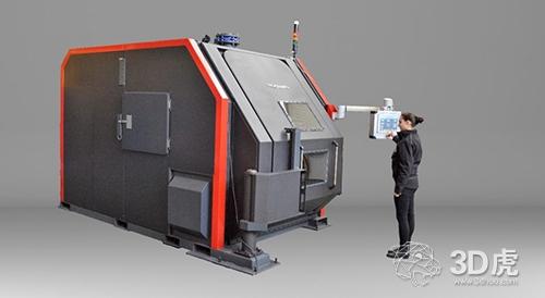 Prodways交付首台快速添加剂锻造(RAF)3D打印机