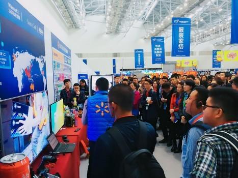 """AR/VR零售黑科技加持 联手沃尔玛带来""""科幻""""购物体验"""