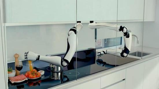 AI狂热背后的冷思考  人工智能进厨房还需过坎