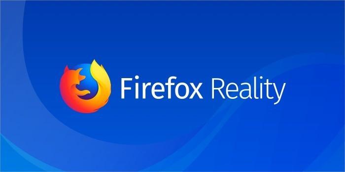 Mozilla宣布推出Firefox Reality浏览器,专门用于AR和VR头显
