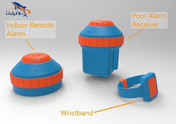Dolphin儿童泳池防溺水警报系统正在众筹