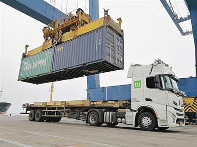 港口实现无人化 图森将推智慧港口方案