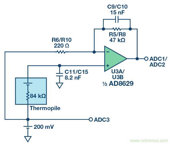 频率可调的rc正弦波发生电路