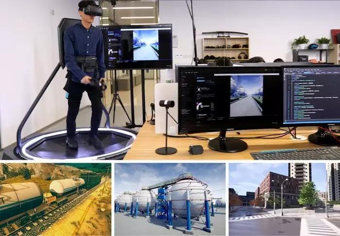 头号玩家VR跑步机KAT Walk Mini上市,支持各种主流VR头显