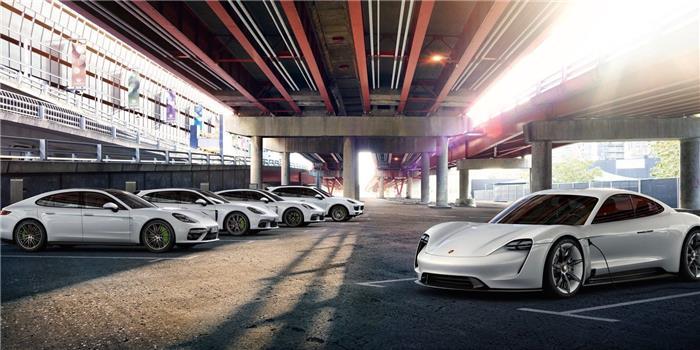 保时捷或2030年起只售电动车辆
