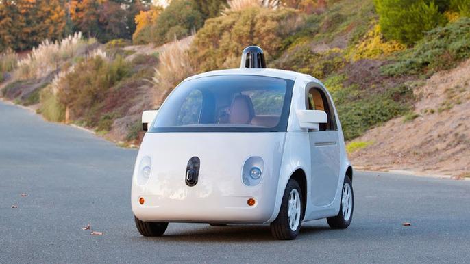 """自动驾驶有多牛 这些""""黑科技""""你见过吗"""