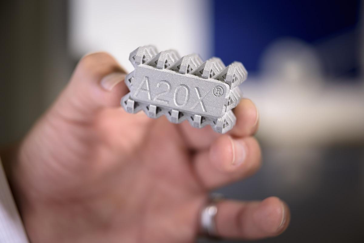 Aeromet确保NATEP为A20X粉末开发项目HighSAP提供支持
